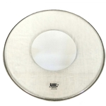 "Ludwig Striders Silver Dot 24"" Bass Drum Head, Clear"