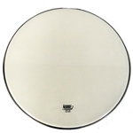 "Ludwig Striders 24"" Bass Drum Head, Heavy White"