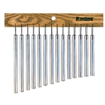 TreeWorks Bar Chimes - Single Row with White Ash Mantle