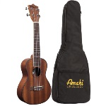 Amahi UK220C Mahogany Concert Ukulele (with bag)