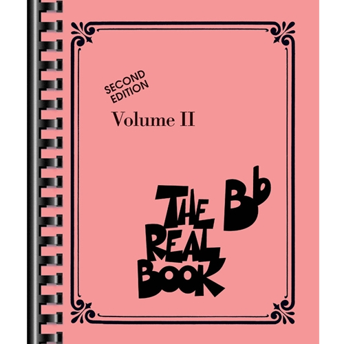 The Real Book Volume 2 - Bb Edition
