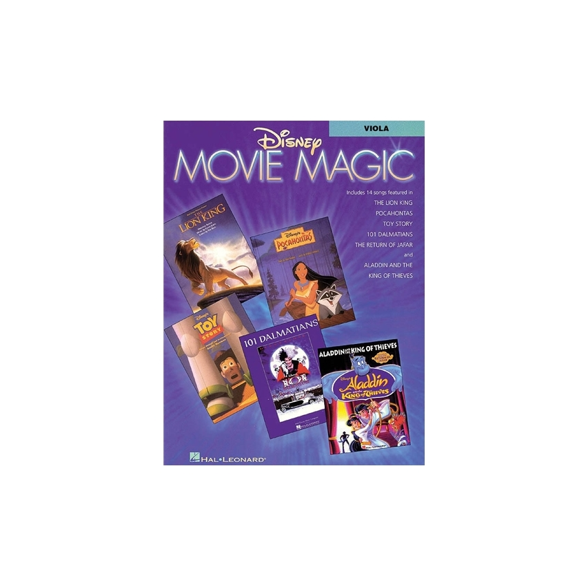 Disney Movie Magic for Viola