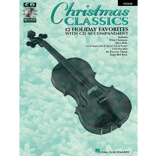 Christmas Classics for Violin