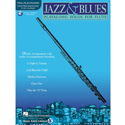 Jazz & Blues for Flute