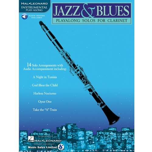 Jazz & Blues for Clarinet
