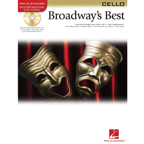 Broadway's Best for Cello