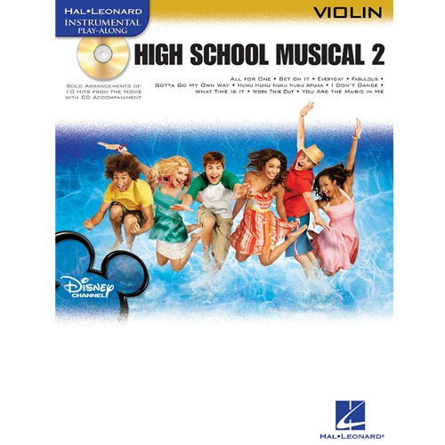 High School Musical 2 for Violin