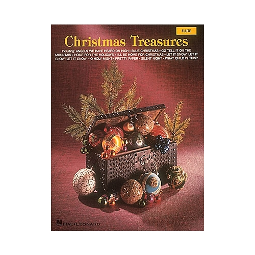 Christmas Treasures for Flute