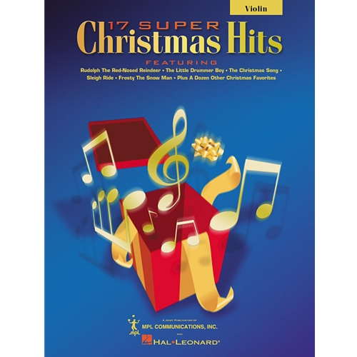 17 Super Christmas Hits for Violin
