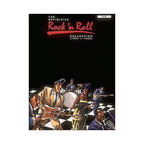 Definitive Rock 'n' Roll Collection for Flute