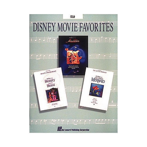 Disney Movie Favorites for Cello