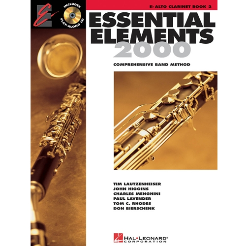 Essential Elements for Band - Alto Clarinet, Book 2