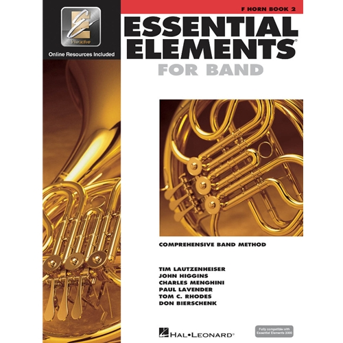 Essential Elements for Band - French Horn, Book 2