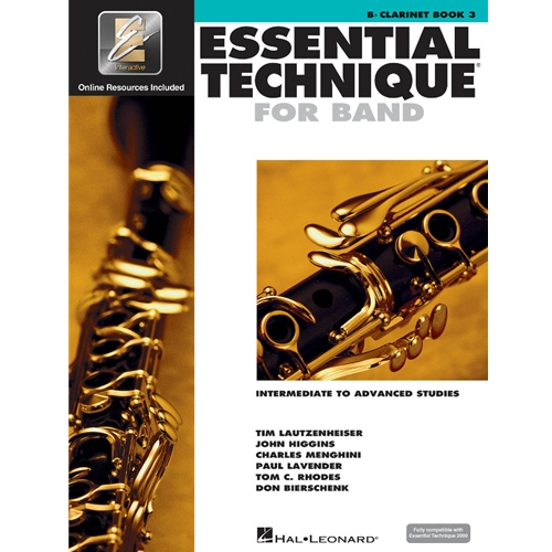 Essential Technique for Band, Clarinet