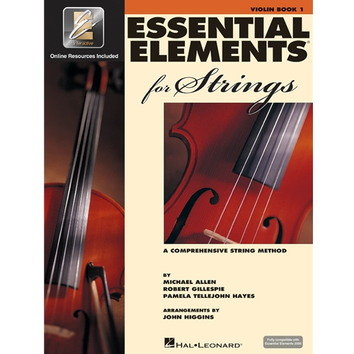 Essential Elements for Strings - Violin, Book 1