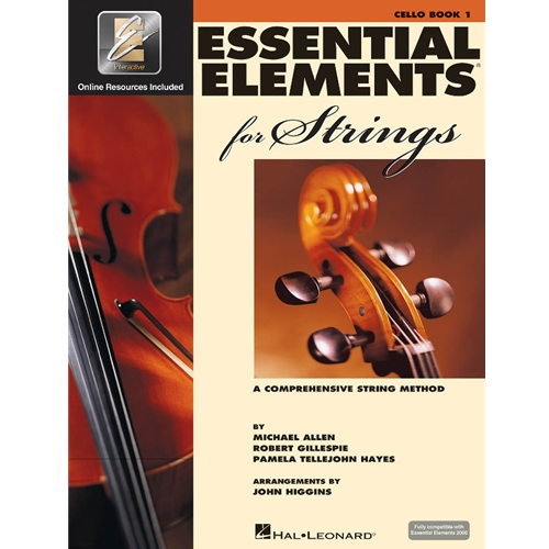 Essential Elements for Strings - Cello, Book 1