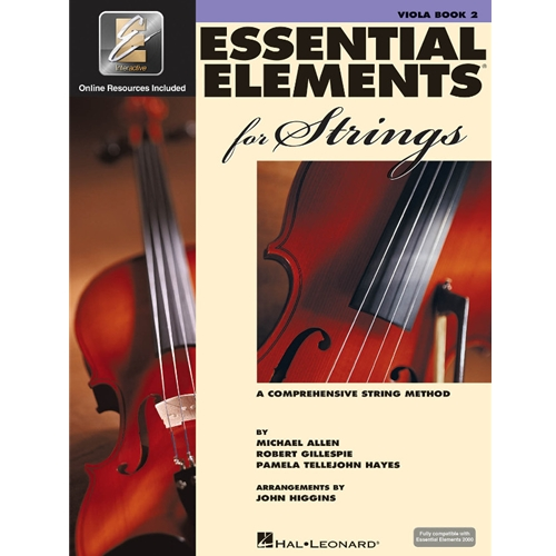Essential Elements for Strings - Viola, Book 2