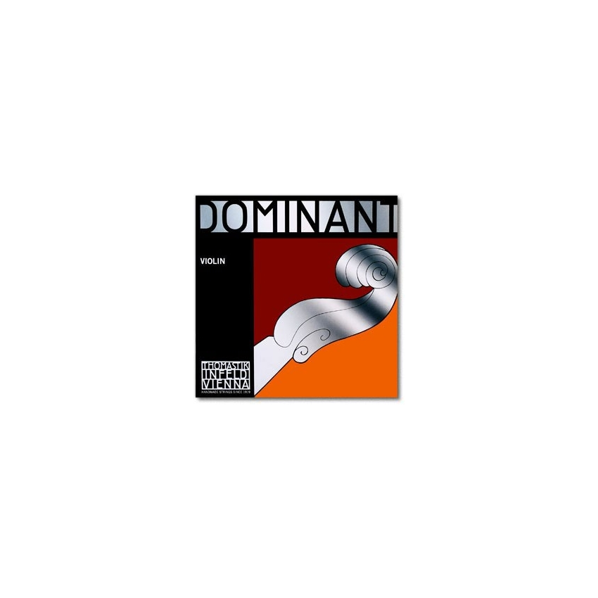 Dominant Violin D String, 4/4 (Synthetic core, Aluminum wound)