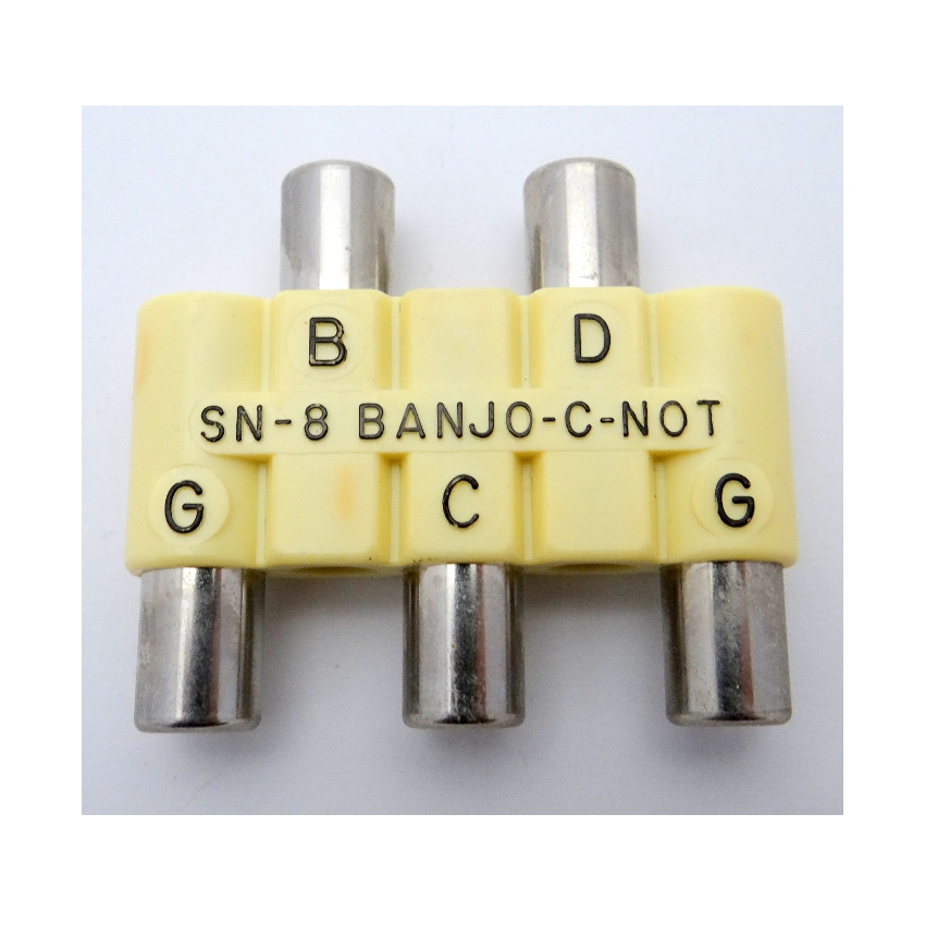 Banjo C Pitch Pipe (SN8)