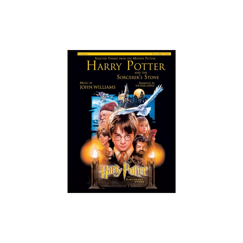 Harry Potter and the Sorcerer's Stone for Clarinet