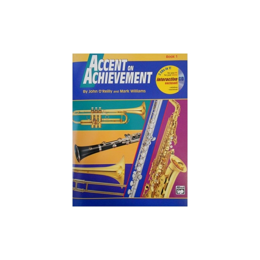 Accent on Achievement - Oboe, Book 1