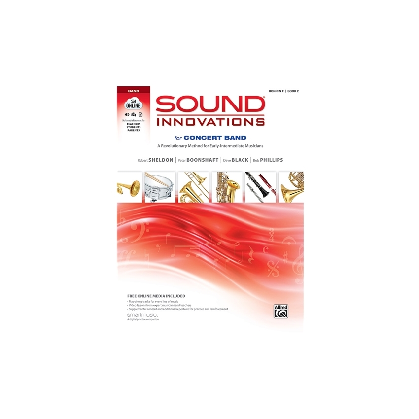 Sound Innovations for Concert Band - French Horn, Book 2