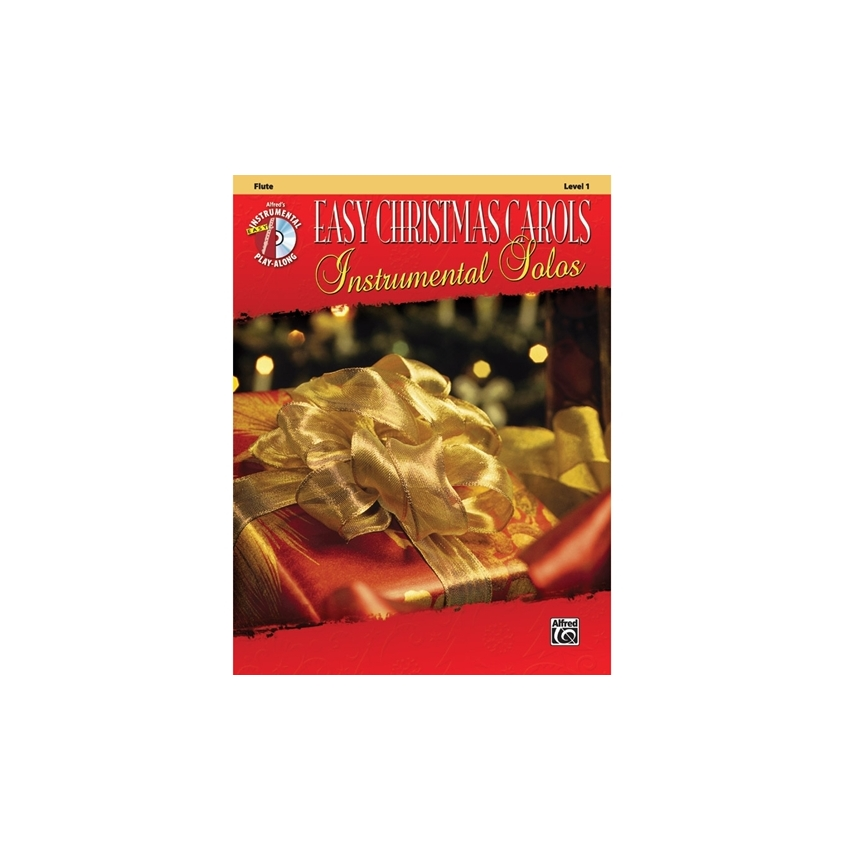 Easy Christmas Carols Instrumental Solos for Flute