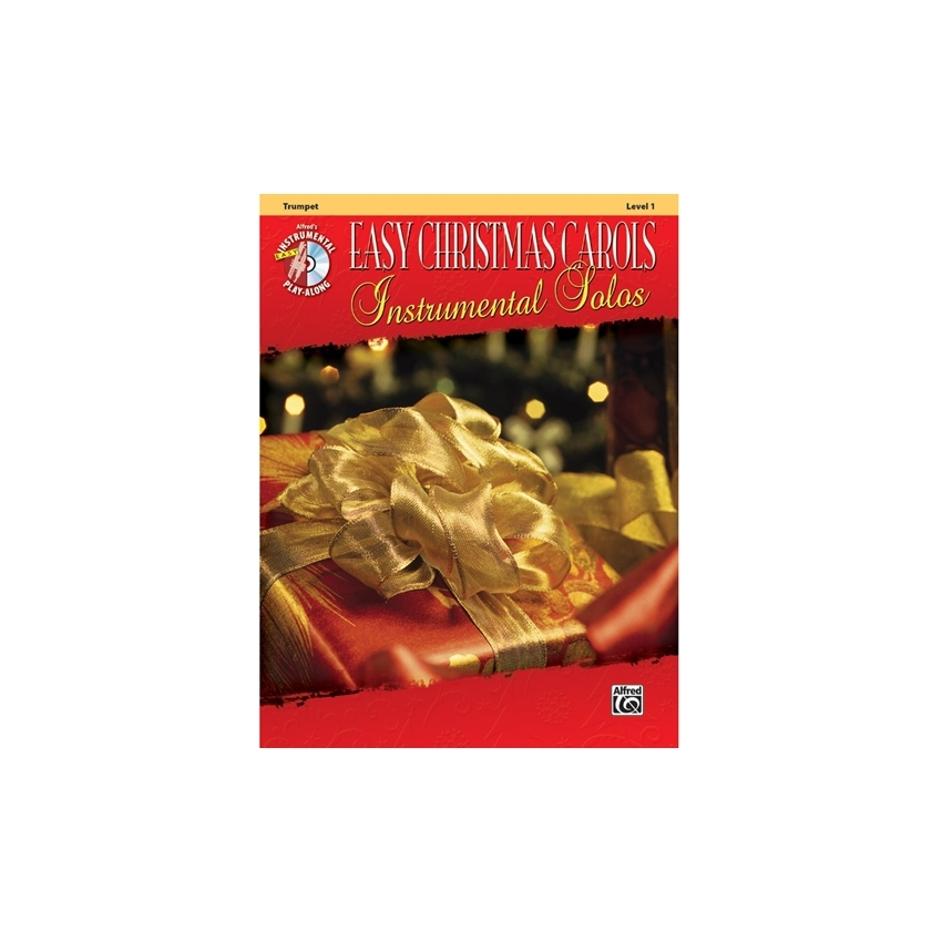Easy Christmas Carols Instrumental Solos for Trumpet