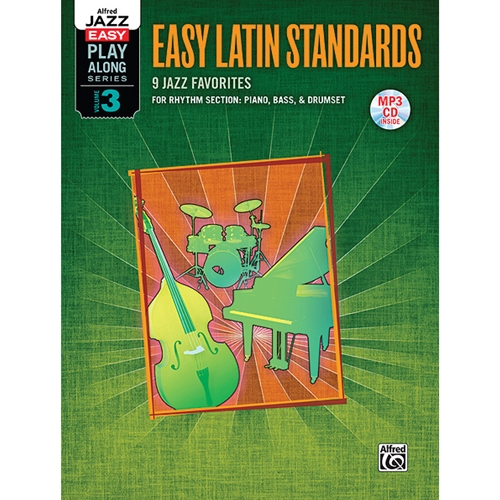 Easy Latin Standards for Rhythm Section