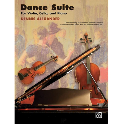 Dance Suite for Violin, Cello & Piano