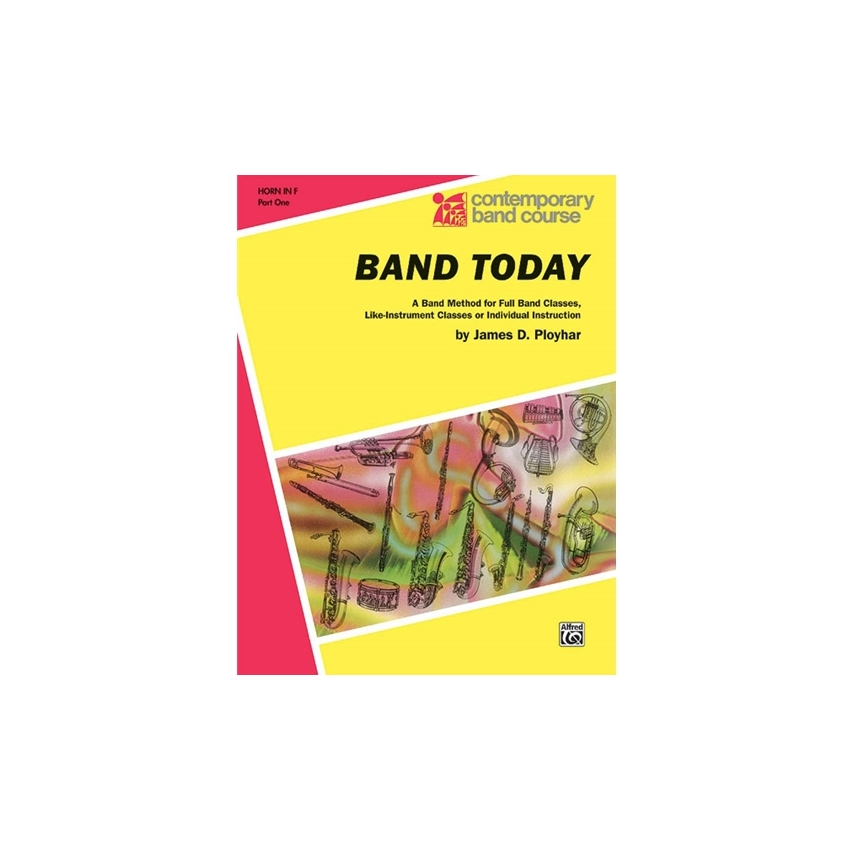 Band Today - French Horn, Part 1