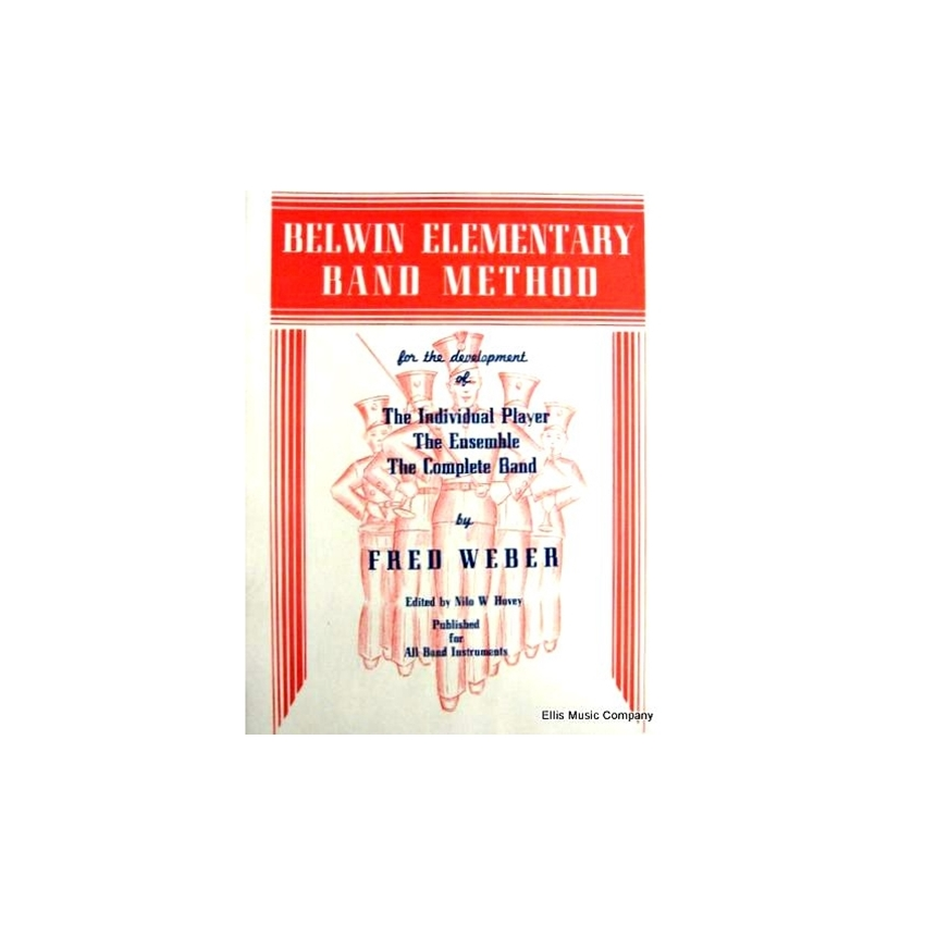 Belwin Elementary Band Method - Conductor