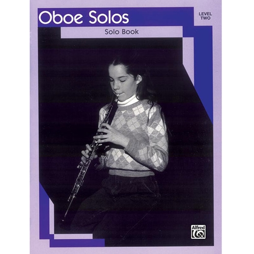 Oboe Solos Level 2