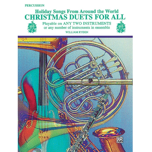 Christmas Duets for All - Percussion