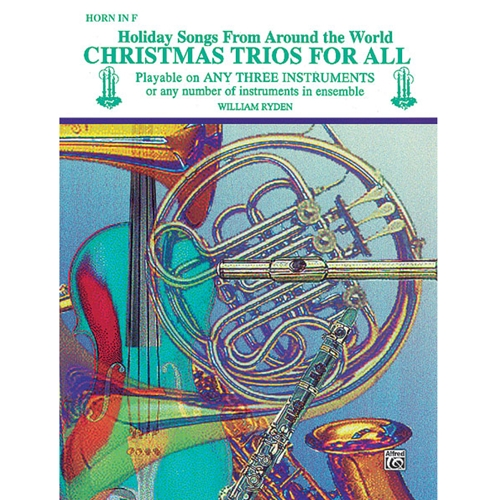 Christmas Trios for All - Horn in F