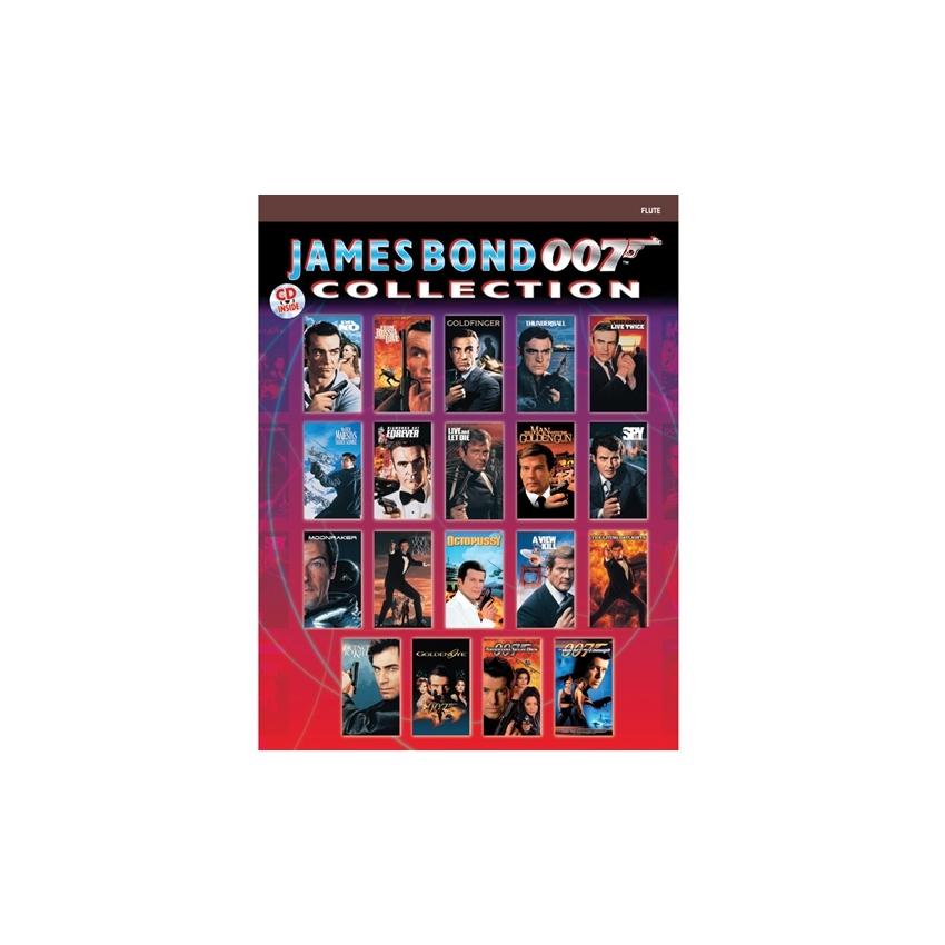 James Bond 007 Collection for Flute