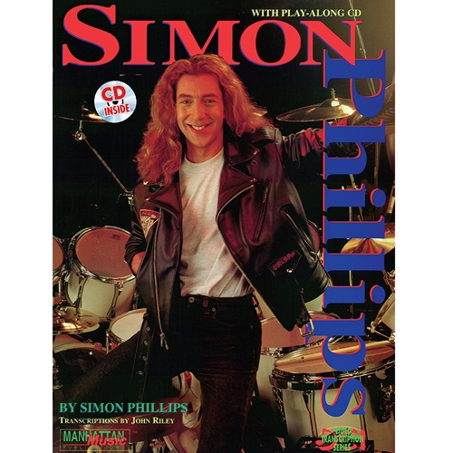 Simon Phillips with Play-Along CD