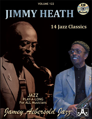 Aebersold Volume 122 - Jimmy Heath