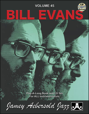 Aebersold Volume 45 - Bill Evans