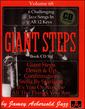 Aebersold Volume 68 - Giant Steps