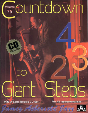 Aebersold Volume 75 - Countdown to Giant Steps