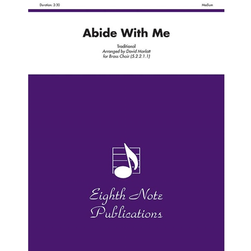 Abide with Me for Brass Choir