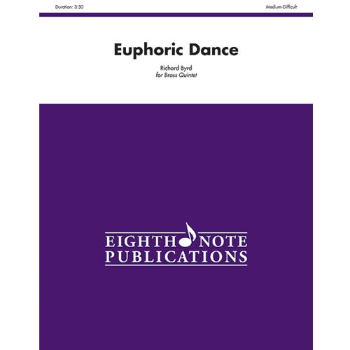 Euphoric Dance for Brass Quintet