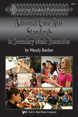 National Core Arts Standards in Secondary Music Ensembles