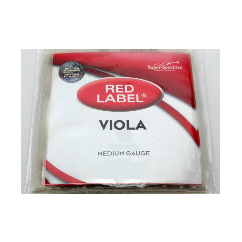 Red Label Viola Single C String, Mini 12""
