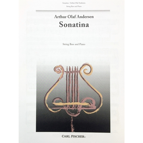 ANDERSEN - Sonatina for String Bass & Piano