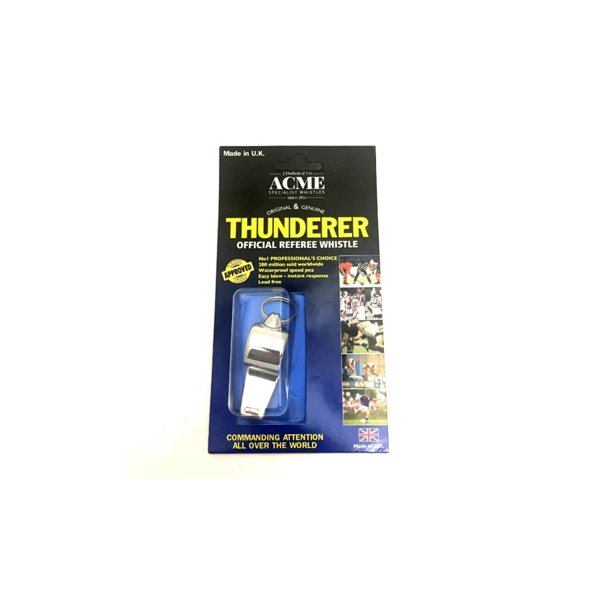 ACME Thunderer Whistle #59.5 (medium)