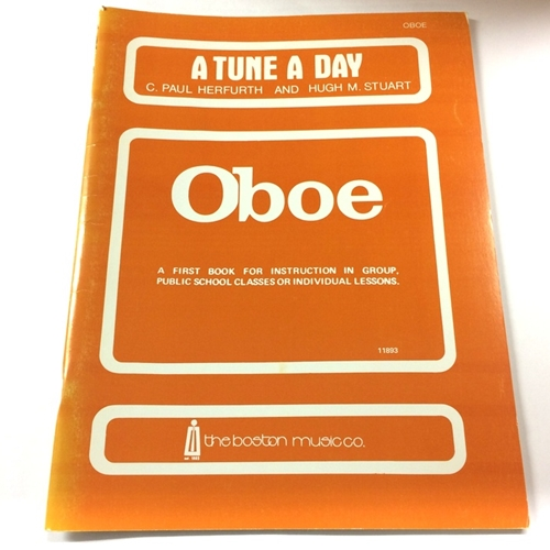 A Tune a Day - Oboe, Book 1