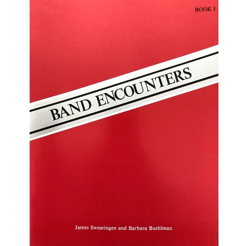 Band Encounters - Alto Clarinet, Book 1