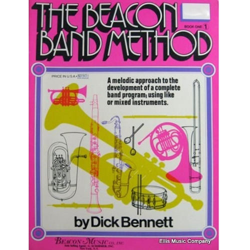 Beacon Band Method - Trumpet or Cornet, Book 1